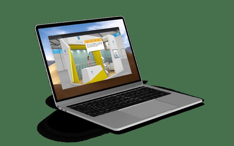 Macbook Pro Virtuelle Messe