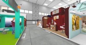 Fairsnext Virtuelle Messehalle